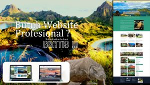jasa website travel