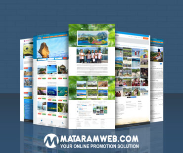 Template Untuk Website Travel